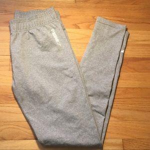 Gymshark leggings gray size medium